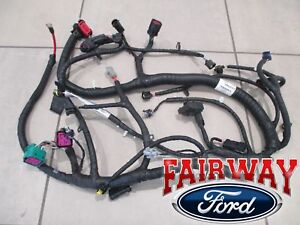 05 07 Super Duty Oem Ford Engine Wiring Harness 6 0l 11 4 2004 And Later Build