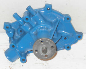 1968 1969 Ford Mustang Gt Mach 1 Shelby Cougar Xr7 Orig 289 302 351w Water Pump