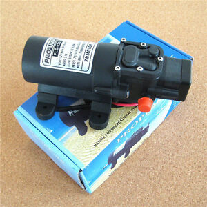 Dc 12v 3 8l min 35psi Micro Water Pump Diaphragm Pump For Home Garden Spray