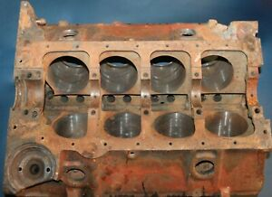 1957 Chevrolet Corvette 283 Block 3731548 Fuel Injection Or Carbureted