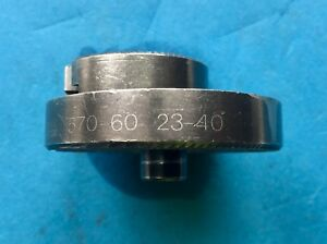 Sandvik 1 Piece Reducing Adapter 570 60 23 40 Curved