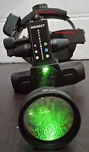 Indirect Ophthalmoscope With 90 Lens Wirless Free Shipping World Wide