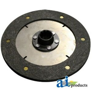 70226729 Clutch Disc For Allis Chalmers Tractor B C Ca Ib Power Unit B125 B15