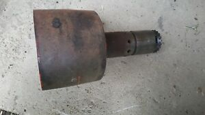 Allis Chalmers Pulley Assembly Wc Wd Wd45