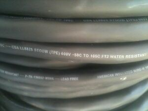 Wire 10 3 15 Feet Seoow Stoow 10 Gauge Electric Cord 600 Volts 30 Amps