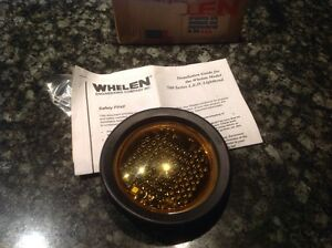 Whelen 4 Round Par36l Flashing Amber Led Warning Light 500 Series Par36 Strobe
