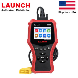 Launch Obd2 Cr3008 Scanner Auto Diagnostic Tool Obdii Full Engine Code Reader
