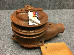 1966 1971 Jeep 4 Cylinder F 134 Engine Water Pump 800885 Arrow 7 1294 Nors 32059