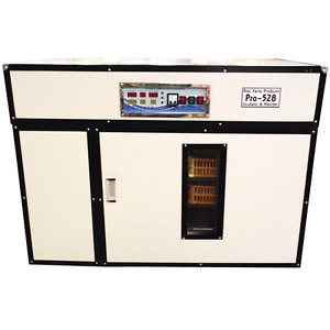 Rite Farm Products Pro 528 Cabinet Incubator Hatcher 528 Chicken Egg Capacity
