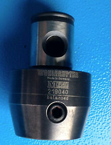 Wohlhaupter 1 X Multibore Reduction Curved