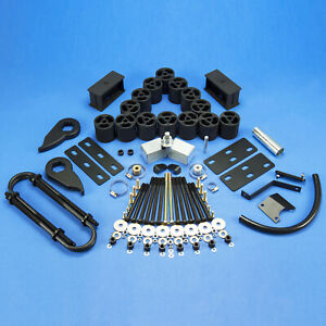 2000 2002 Ford F150 supercrew 4wd 6 Full Body Suspension Lift Kit Front Rear