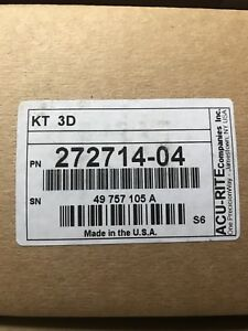 Acu rite Kt 3d Probe Electronic Edge Finder 272714 04 Dro Millpwr