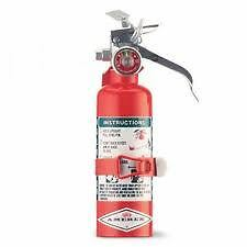1 4lb Halotron Amerex Fire Extinguisher A384t Mfg 2018 Clean Agent