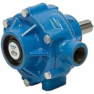 Hypro 7700c Roller Pump Cast Iron 7 roller Pump