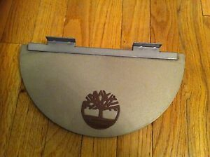 Timberland Brand Bracket Shoe Display Shelf Retail Collectible Plastic Tree Logo