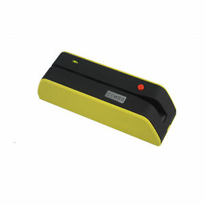 Bluetooth Magnetic Swipe Card Reader Writer Smallest Btmsr Encoder Msre206 605