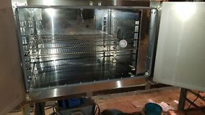 Grieve Model Nb 350 Forced Convection Bench Oven Heat Treat