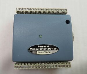 Measurement Computing Usb Data Acquisition Device Daq Usb 1608fs With Cable