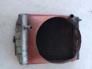 used 600 601 801 800 861 860 851 850 900 2000 901 4000 Ford Tractor Radiator