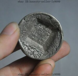 Collect Rare Old China Chinese Dynasty Ancient Coins Money Ingot