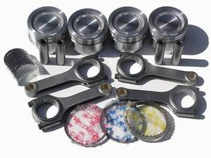 Nippon Racing Jdm Toyota 22r Turbo Engine Kit Pistons Eagle 22re t 92mm Std
