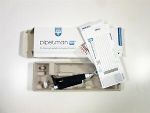 Gilson Pipetman Neo P100n Variable Volume Pipette