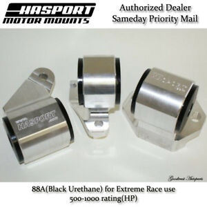 Hasport Mounts 92 93 Integra Non Gsr B series Hydro Trans Mount Set Da2hy 88a