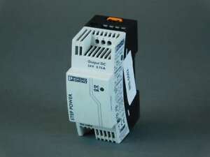 Phoenix Contact 2868635 24v Power Supply Step ps 1ac 24dc 0 75