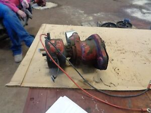 Ih Farmall A B C H M Distributor With Electronic Ignition 4383