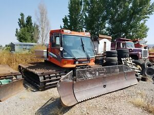 Pisten Bully Pb240d Great Condition 6 Cylinder Cummins Ready To Work