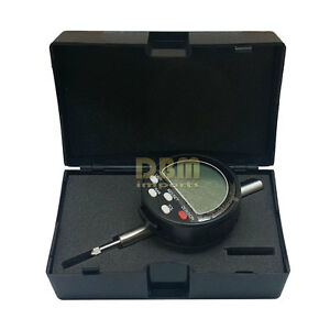 0 0 5 0 12 7mm Electronic Digital Indicator Digimatic 00005 001mm Resolution