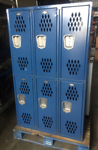 Gym School 6 Door Locker
