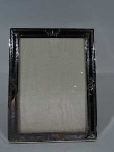 Lebkuecher Frame 2708eep Picture Photo Antique American Sterling Silver