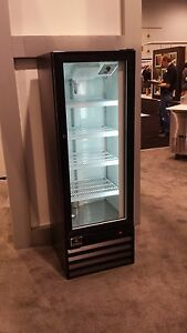 Coke Kelvinator Single Glass Door Reach In Cooler Refrigerator Brand New 10 Cu