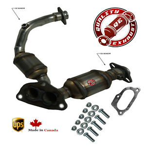Front Pipe Catalytic Converter 2001 2005 Ford Explorer Sport Trac 4 0l Obdii