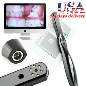 Usa Dental Dentist Hd Usb 2 0 Intra Oral Camera 6 Mega Pixels 6 led Clear Image