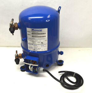Danfoss Maneurop Mtz40jh4ave Commercial Reciprocating Compressor 3 ph R134a 460v
