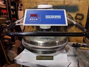 Dough Pro Dp2000 Heated Manual Dough Press Pizza Tortilla