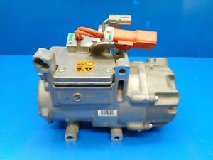 Tesla Model S 2012 2015 Oem A c Electric Compressor Unit Part 6007380 00 c