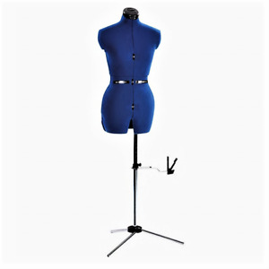Adjustable Dress Form Garment Alterations Small Sew Professional Fitting Precise