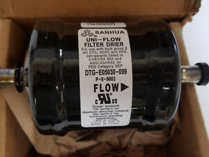 Sanhua Uni flow Refrigerant Filter Drier Dtg e05030 099 New Hvac