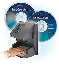 Amano Handpunch Hp 3000e Ethernet W time Guardian Software