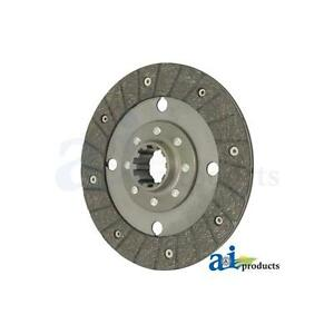 1753753m94 Pto Clutch Disc For Massey Ferguson To35 35 50 65 135 145 165 175