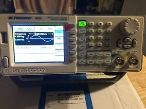 Bk Precision 4052 5 Mhz Dual Channel Function Generator