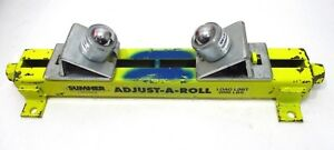 Sumner 780361 St 502 Table Adjust a roll With Ball Transfers Excellent Usa Made