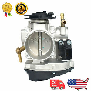 Throttle Body Valve 06a133066e For Vw Beetle Golf Jetta With Cruise Control