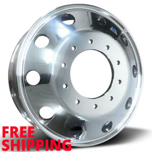Alcoa Front Wheel Ford F450 F550 Ram 4500 5500 2005 Now 19 5x6 10 Lug On 225mm