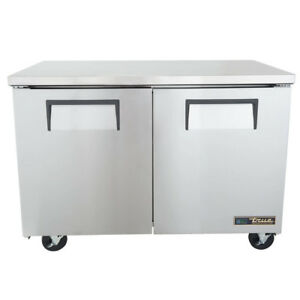 True Tuc 48 hc Under Counter Refrigerator