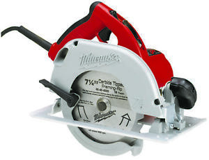 Tilt lok 6390 21 Double Insulated Corded Circular Saw 120 V Ac dc 15 A 3 25 H