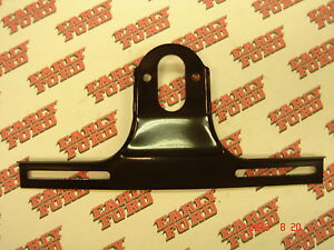 1928 1929 1930 1931 Model A Ford Pickup Truck Rear License Plate Bracket